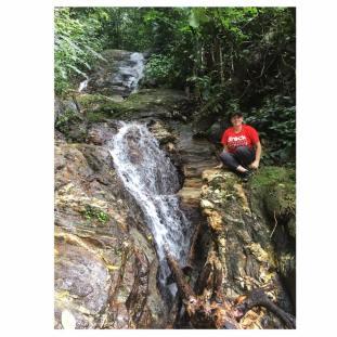 Maracas Waterfall2